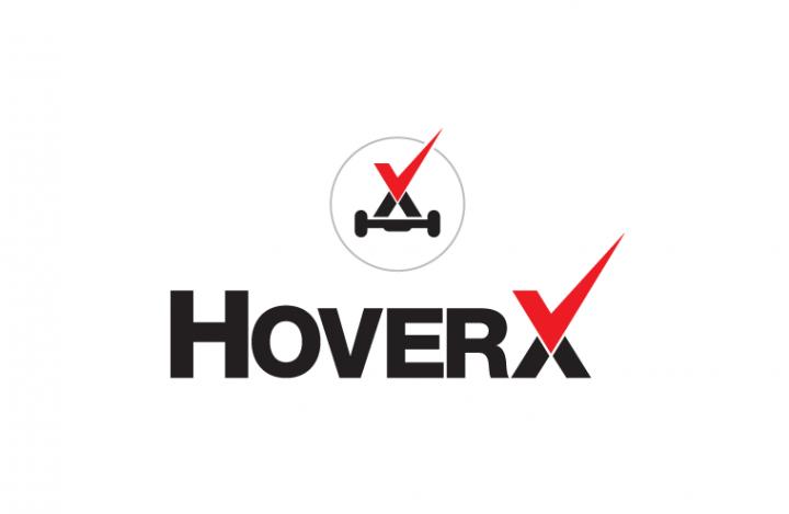 HoverX Logo