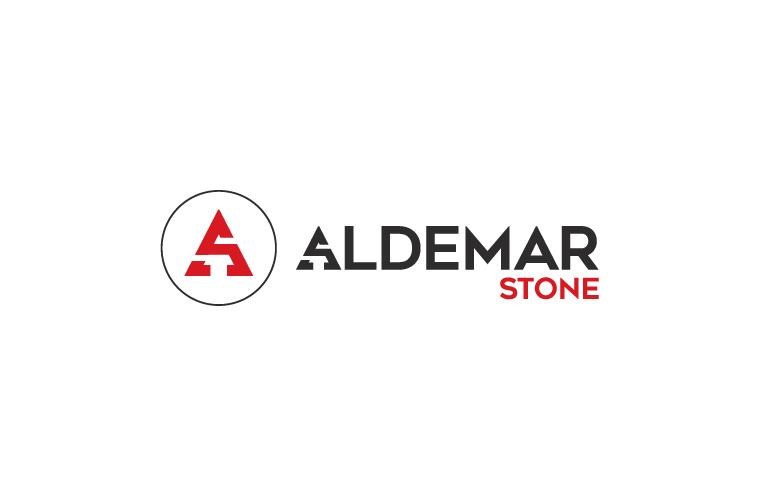 Aldemar Stone Logo